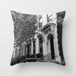 Brooklyn Heights Throw Pillow
