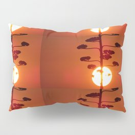Six Suns of Heaven Pillow Sham