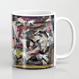 Wildfire (oil on canvas) Coffee Mug