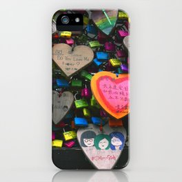 Lockets iPhone Case