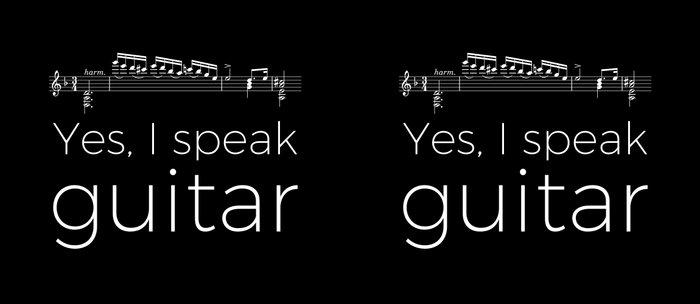 Yes, I speak guitar Coffee Mug