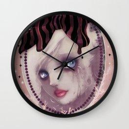 Mascara(de) Wall Clock
