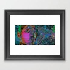 THouz v.1 Framed Art Print