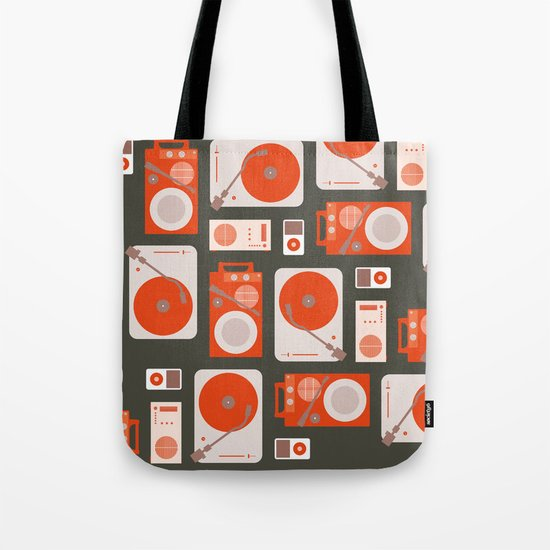 Music Lover Tote Bag