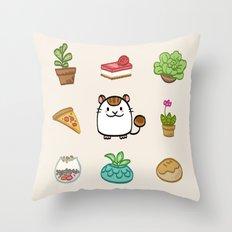 cushion 1 Throw Pillow