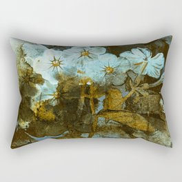 Fower in winter Rectangular Pillow