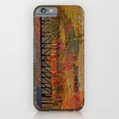 Cuppert's Covered Bridge iPhone 6s Slim Case