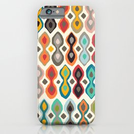 brocade pearl iPhone Case