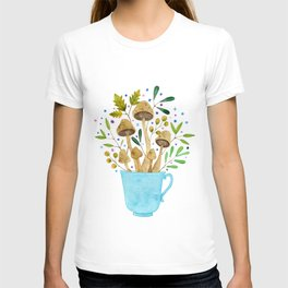 Relaxing Shrooms T-shirt