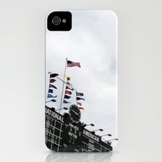 wrigley field iPhone (4, 4s) Slim Case