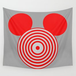 Grid Mouse 1.0 (Sark Variant) Wall Tapestry
