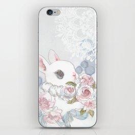 fuwafuwa iPhone Skin