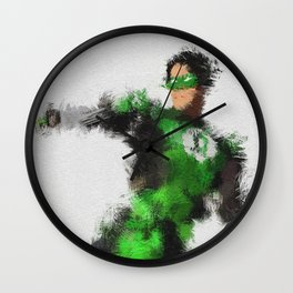 The Ring Keeper Wall Clock