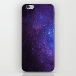 Arctic Fox (color version II.) iPhone Skin