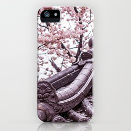 Cherry Blossom Love 3 iPhone Case