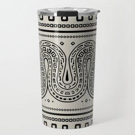 Aztec Double-headed serpent Travel Mug