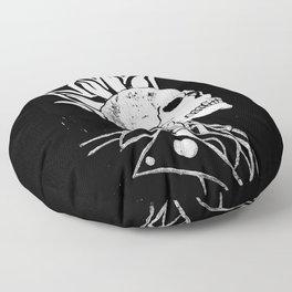 Ride or Die - Back in Black Floor Pillow