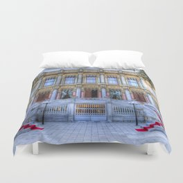 Ciragan Palace Istanbul Duvet Cover