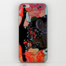 MALE GAZE iPhone & iPod Skin