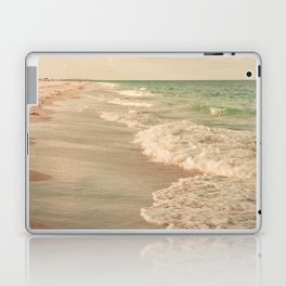 Tropical Beach Love Laptop & iPad Skin