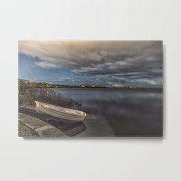 Calm Night Metal Print