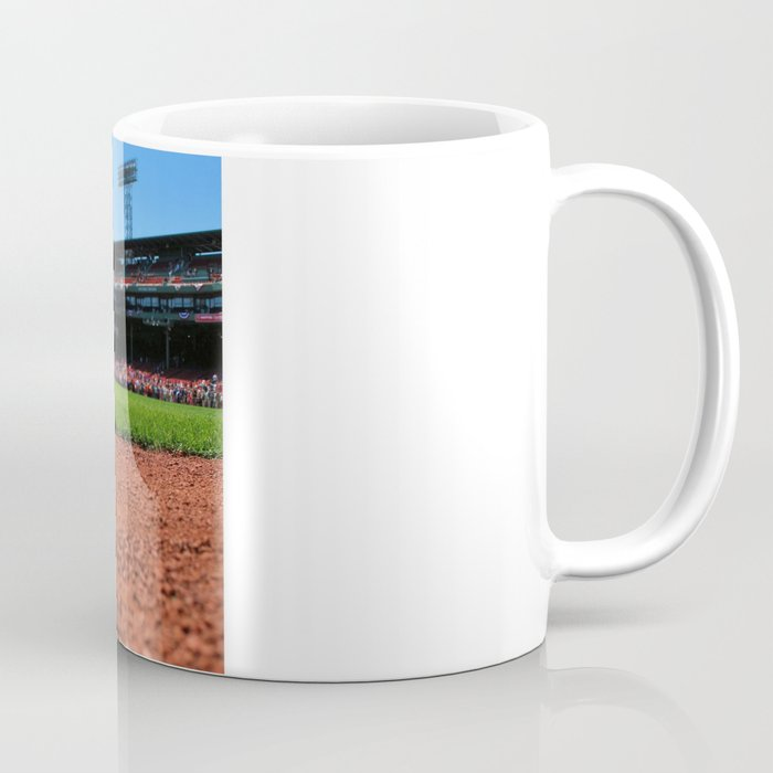From Centerfield Boston Fenway Park Red Sox Coffee Mug