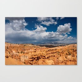 Bryce_Canyon National_Park, Utah - 4 Canvas Print