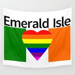Ireland Gay Wedding Wall Tapestry