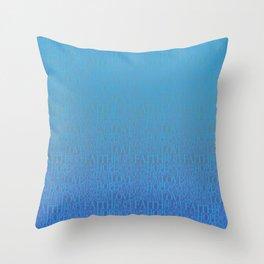 Words of Comfort Throw Pillow