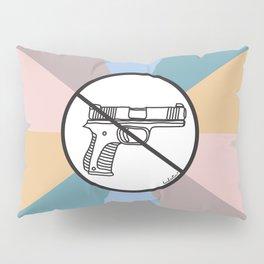 No Guns 2 Pillow Sham