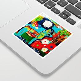 Mexican Love Sticker