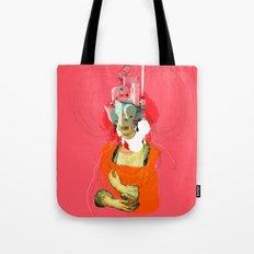 Peter Paul Rubens Pop Portrait v2 Tote Bag