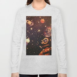 Space Boots. Long Sleeve T-shirt