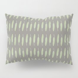 Feathers by Abi Roe Pillow Sham