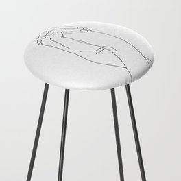 Never Let Me Go II Counter Stool