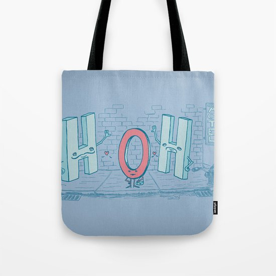 Ménage Agua Tote Bag