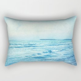 Bulgaria 5 Black Sea #bulgaria #sunnybeach Rectangular Pillow