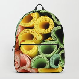 deep holes Backpack