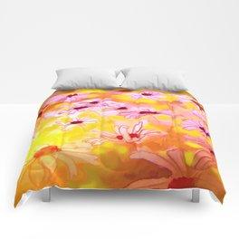 Summer Meadows Comforters