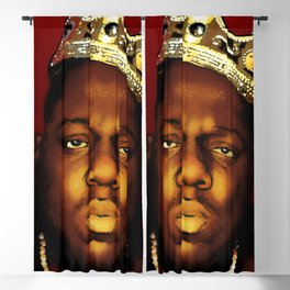 The Notorious B.I.G., Biggie Smalls Blackout Curtain