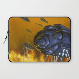 Heavy Bombardment Laptop Sleeve