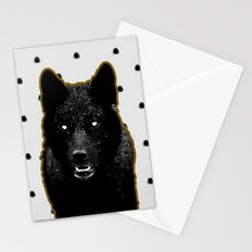 Just Wolf. Stationery Cards