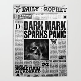 Daily Prophet newspaper Poster
