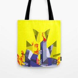Impossible Architecture  Tote Bag