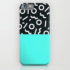 Memphis pattern 48 Slim Case iPhone 6s