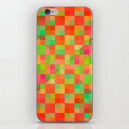 pixel pattern. 15 iPhone Skin