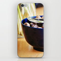 Still Life with Pecans iPhone & iPod Skin