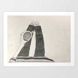 Ana #1 Art Print