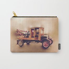 Vintage Model T Wrecker Carry-All Pouch