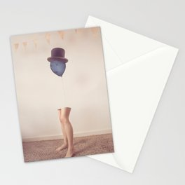 The Top Hat Stationery Cards